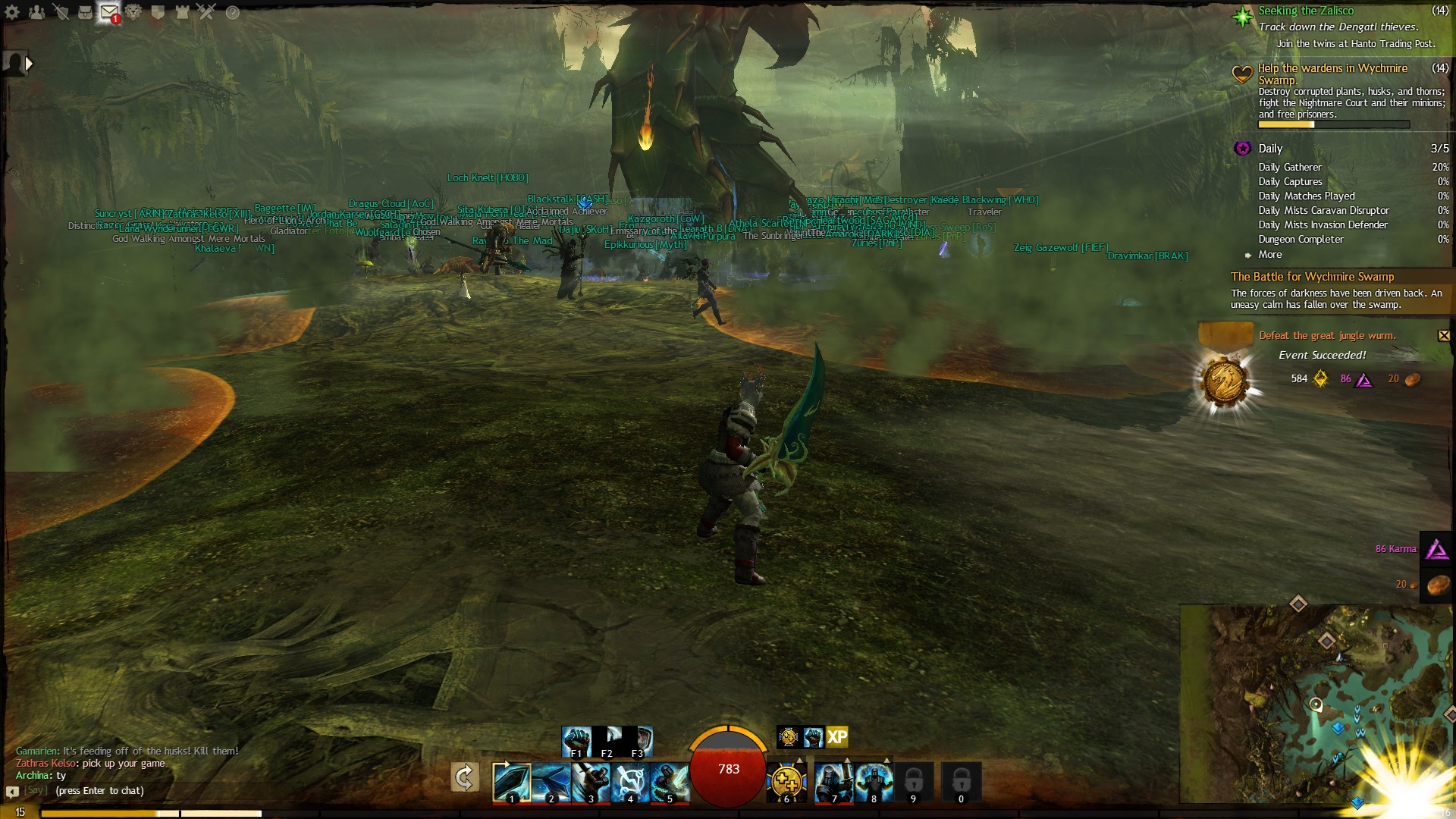 Now Playing: Guild Wars 2